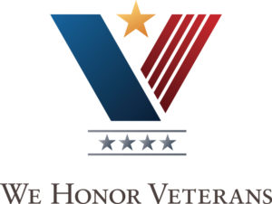 Hospice - We Honor Veterans Logo