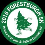 Forestburgh 5K Logo