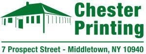 Chester Printing - Logo