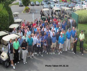 golfers photo
