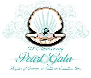 30th anniversary Pearl Gala - Clam logo