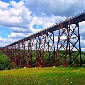 bridge found in orange county ny