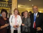 John and Marilyn D'Ambrosio, Mary Bonura, and Cathy Wood