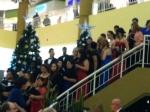 SUNY Orange Choir, the Madrigal Singers, directed by Christa Damaris