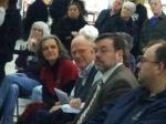 Gloria Alisandrella, Anthony Kane, and Dan Grady